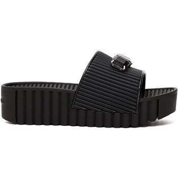 Chaussures Femme Mules Café Noir KFD921 E18.010 NERO