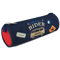 Sacs Enfant Trousses Pol Fox Trousse  ref_t1 Rider Bleu 22.5*7 bleu
