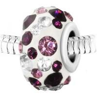 Montres & Bijoux Femme Pendentifs Sc Crystal BEA0113 Violet