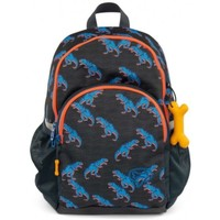 Sacs Enfant Sacs à dos Stones and Bones Sac à dos  motif Dinosaurs bleu 1 poche Multicolor