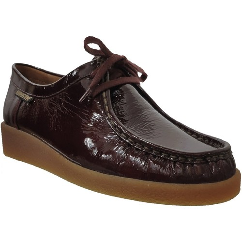 Chaussures Femme Derbies Mephisto CHRISTY Bordeaux vernis