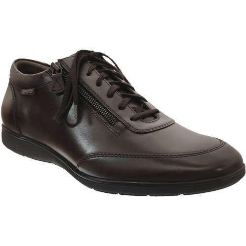 Chaussures Homme Baskets basses Mephisto Laurent Marron cuir