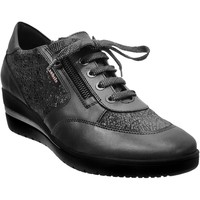 Chaussures Femme Baskets basses Mobils By Mephisto Patrizia Gris cuir