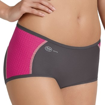 Sous-vêtements Femme Shorties & boxers Anita Active Shorty respirant pour le sport rose anthracite Gris