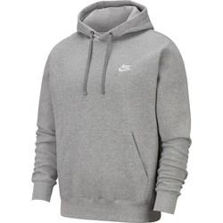 Vêtements Homme Sweats Nike Club Hoodie PO Gris