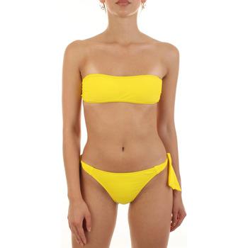 Vêtements Femme Maillots de bain 2 pièces Joséphine Martin SARA jaune