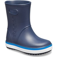 Chaussures Enfant Bottes de pluie Crocs™ Crocs™ Crocband Rain Boot Kid's Navy/Bright Cobalt