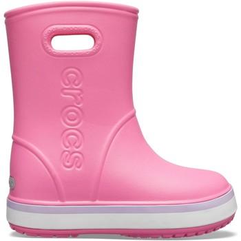 Chaussures Enfant Bottes de pluie Crocs™ Crocs™ Crocband Rain Boot Kid's 13