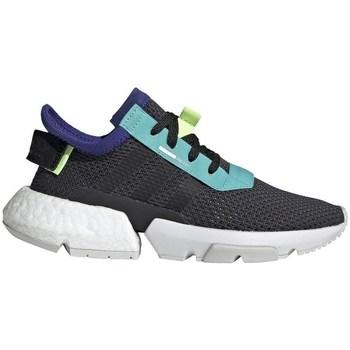 Chaussures Femme Baskets basses adidas Originals Pod S 31 J Noir