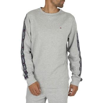 Vêtements Homme Sweats Tommy Hilfiger Pour des hommes Sweat à capuche, Gris gris