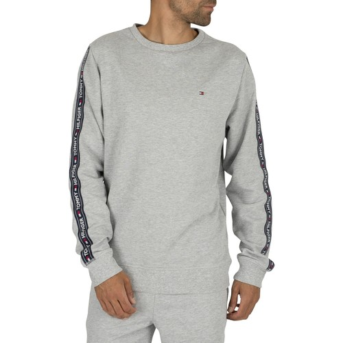 Vêtements Homme Sweats Tommy Hilfiger Sweat à  capuche gris