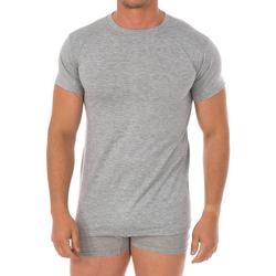 Chaussures Enfant Chaussons bébés Le Petit Garçon Chaussures  Booty Gris