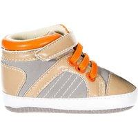 Chaussures Enfant Chaussons bébés Le Petit Garçon Baskets Gris