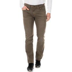 Vêtements Homme Pantalons 5 poches Nautica Pantalon Nautique Long Tejano Gris