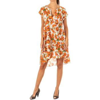 Vêtements Femme Robes courtes La Martina Robe Multicolore