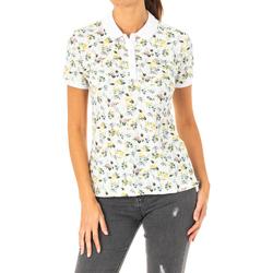 Vêtements Femme Polos manches courtes La Martina Polo à manches courtes Multicolore