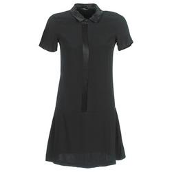 Vêtements Femme Robes courtes Ikks BIGU Noir