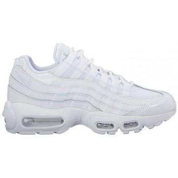 Chaussures Femme Running / trail Nike WMNS AIR MAX 95 / BLANC Blanc