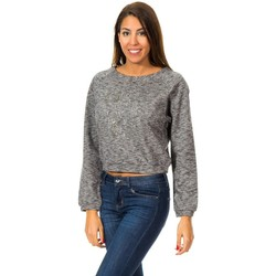 Vêtements Femme Sweats Met Long Sleeve Sweatshirt Gris