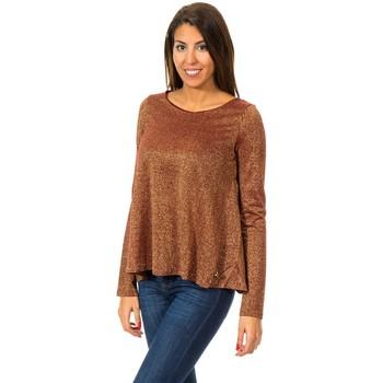 Vêtements Femme Pulls Met Long Sleeve Jersey Multicolore