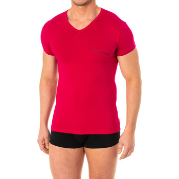 Sous-vêtements Homme Maillots de corps Emporio Armani EA7 Emporio Armani T-shirt Rose