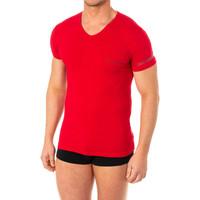 Sous-vêtements Homme Maillots de corps Emporio Armani EA7 Emporio Armani T-shirt Rouge