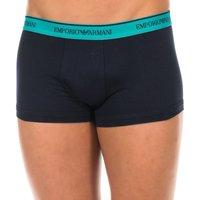 Sous-vêtements Homme Boxers Emporio Armani EA7 Pack-2 Emporio Armani Boxers Bleu