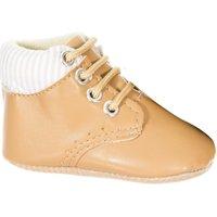 Chaussures Garçon Chaussons bébés Le Petit Garçon Baskets Beige