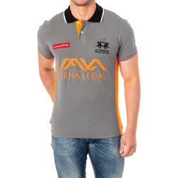 Vêtements Homme Polos manches courtes La Martina Polo manches courtes Multicolore