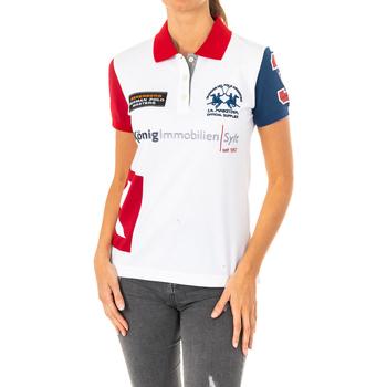 Vêtements Femme Polos manches courtes La Martina Polo manches courtes Multicolore