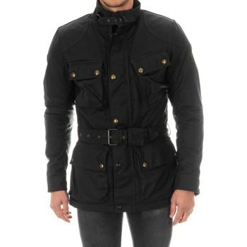Vêtements Homme Vestes en cuir / synthétiques Belstaff Classic Tourist Trophy Homme WC10 Veste Noir