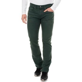 Vêtements Homme Pantalons 5 poches Nautica Pantalon Nautique Long Tejano Bleu