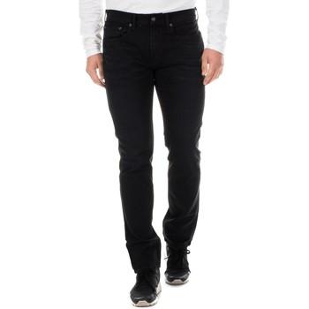 Vêtements Homme Pantalons 5 poches Nautica Pantalon Nautique Long Tejano Noir