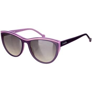 Montres & Bijoux Femme Lunettes de soleil El Caballo Sunglasses Lunettes de soleil cheval Violet