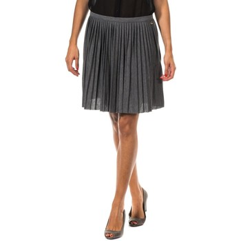 Vêtements Femme Jupes Met jupe plissée Gris