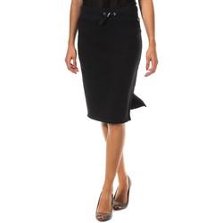 Vêtements Femme Jupes Met jupe de tube Noir