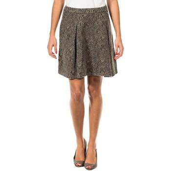 Vêtements Femme Jupes Met Une jupe en forme de Multicolore