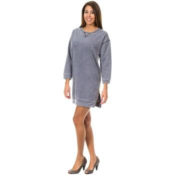 Vêtements Femme Robes courtes Met Deportivo robe Bleu