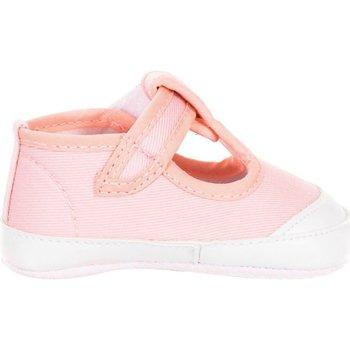 Chaussures Enfant Chaussons bébés Le Petit Garçon Chaussures Rose