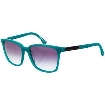 Montres & Bijoux Homme Lunettes de soleil Diesel Sunglasses Lunettes de soleil Diesel Vert