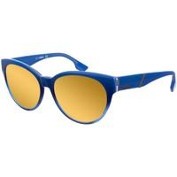 Montres & Bijoux Femme Lunettes de soleil Diesel Sunglasses Lunettes de soleil Diesel Bleu
