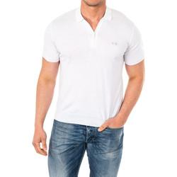 Vêtements Homme Polos manches courtes La Martina Polo court / court Blanc