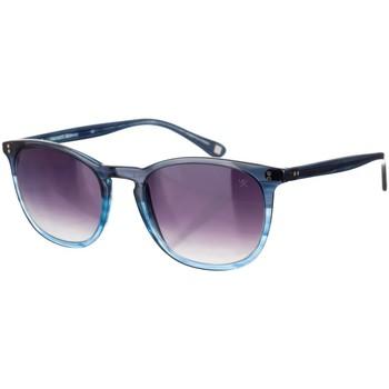 Montres & Bijoux Homme Lunettes de soleil Hackett Sunglasses Hackett London lunettes de soleil Bleu