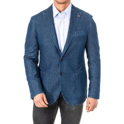 Vêtements Homme Vestes / Blazers La Martina Américain Bleu