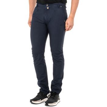 Vêtements Homme Chinos / Carrots La Martina Pantalon Bleu