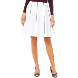 Vêtements Femme Jupes La Martina Jupe Blanc