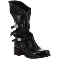 Chaussures Femme Bottes ville As98 545309 noir