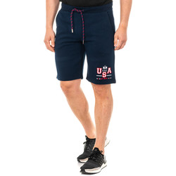 Vêtements Homme Shorts / Bermudas La Martina courte et sportive Bleu
