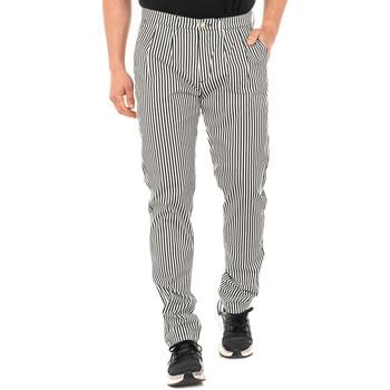 Vêtements Homme Pantalons fluides / Sarouels La Martina Pantalon chino Multicolore