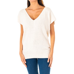 Vêtements Femme Pulls La Martina Maillot m / Short Blanc